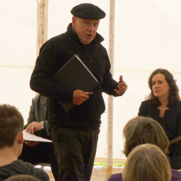 WORKSHOP – Writing with Treading The Borders Theatre Company
